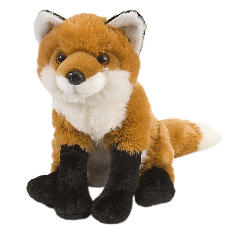 Plush Fox - Red