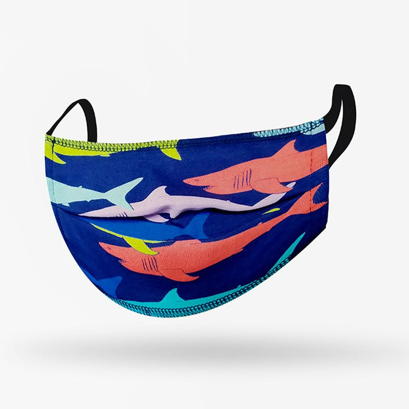 Masque Requin Junior