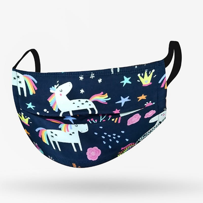 Masque Licorne Junior