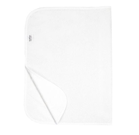Waterproof Flat Changing Pad - White