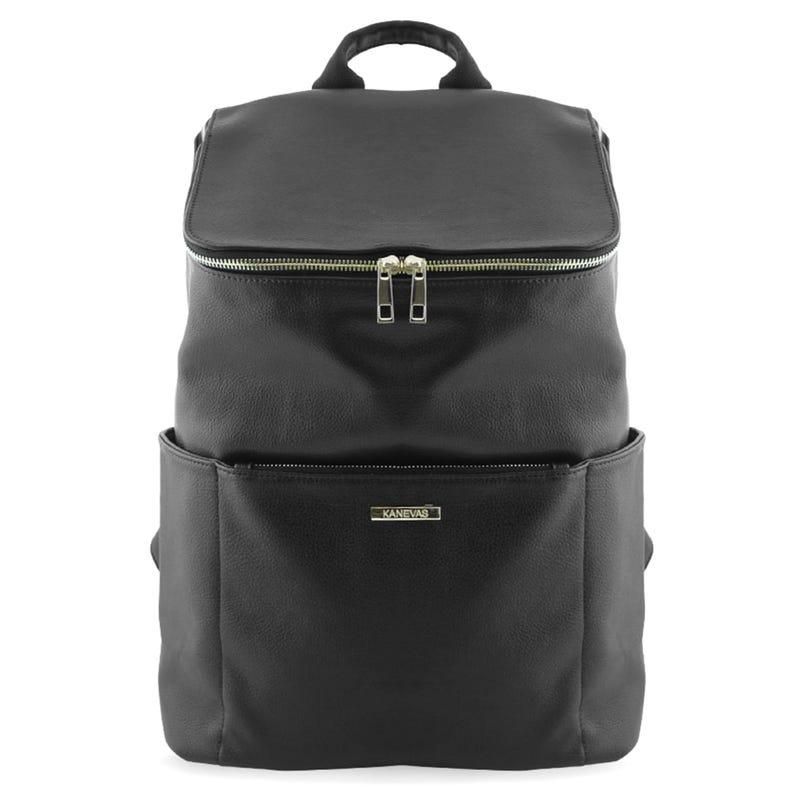 Stéphanie Mama Ultra Backpack Diaper - Black