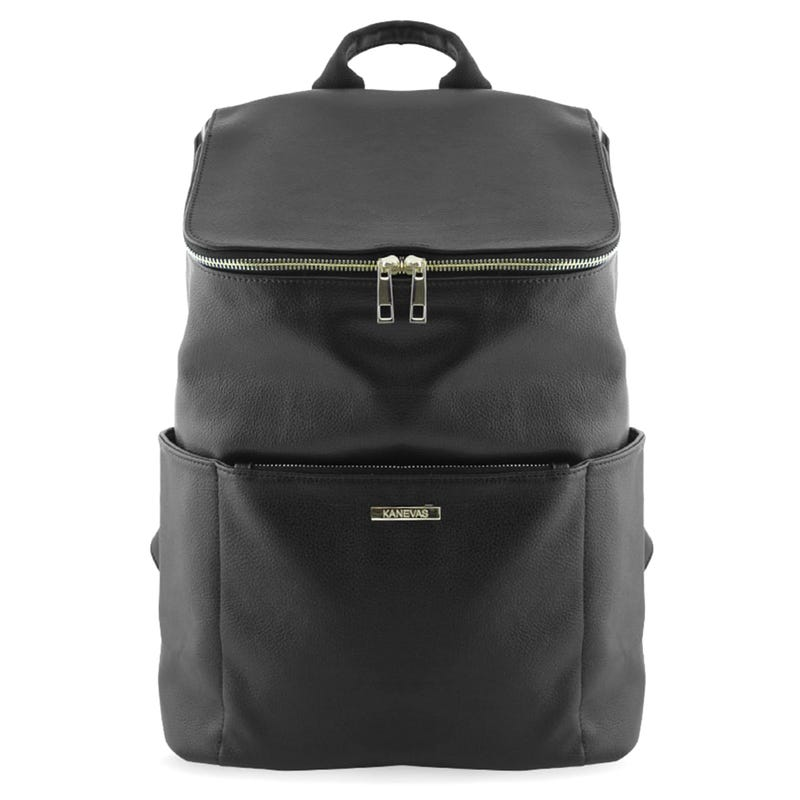 Stéphanie Mama Ultra Backpack Diaper - Black