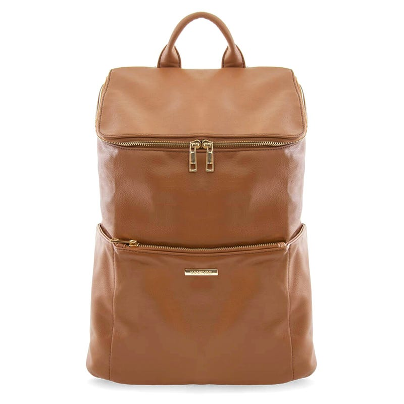 Stéphanie Mama Ultra Backpack Diaper - Brown
