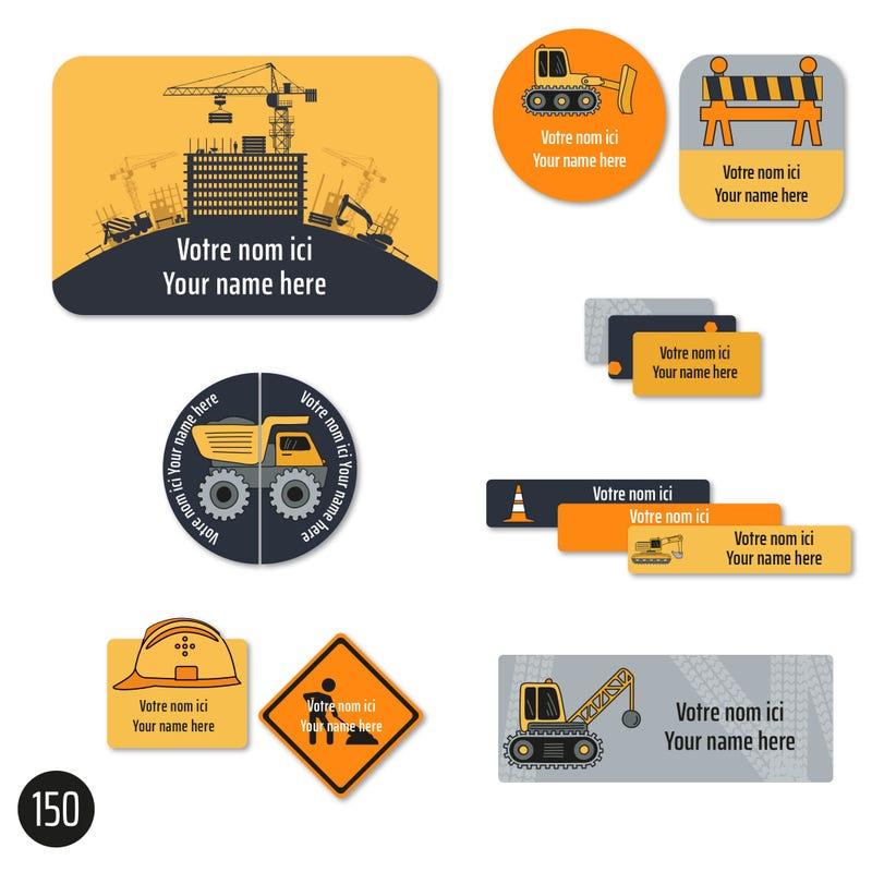 Essential Labels - Trucks