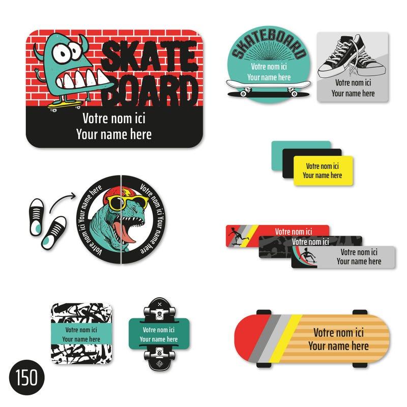 Essential Labels - Skate