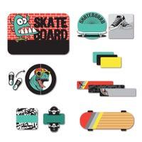 Étiquettes Essentiel - Skate