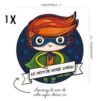 Wall Stickers - Smarty Superhero