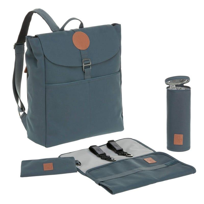 Diaper Backpack Petrol Aventur