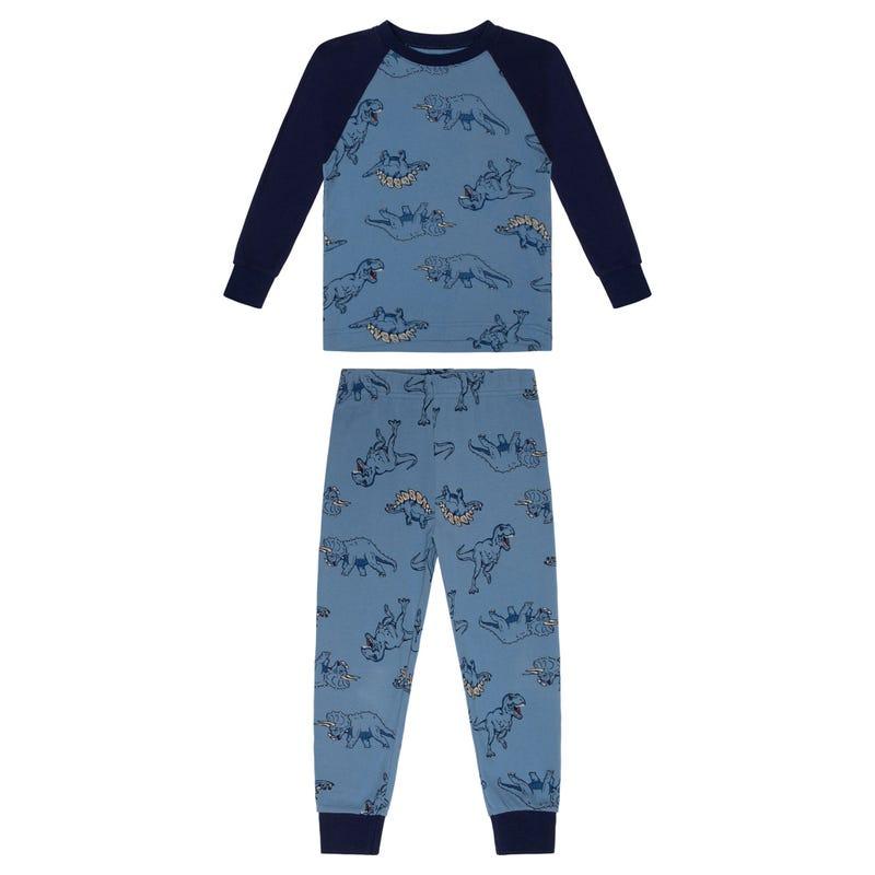Pyjama Motif Dino 2-14ans