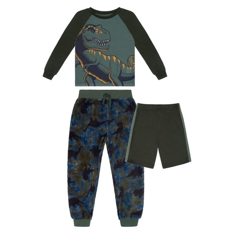 Pyjama 3 Pièces Dino 8-14ans