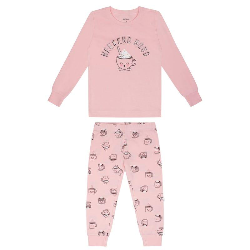 Pyjama Dejeuner 2-14ans