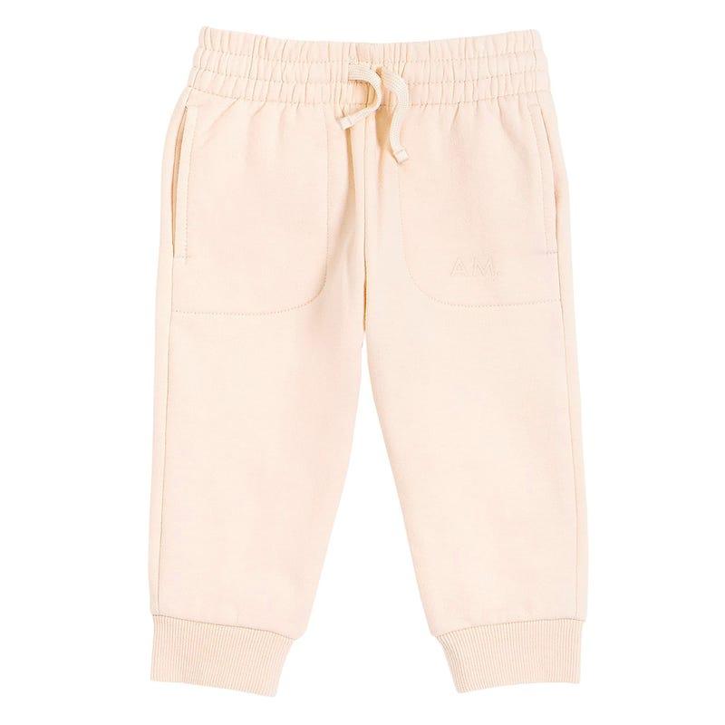 AM Solid Pants 6-24m