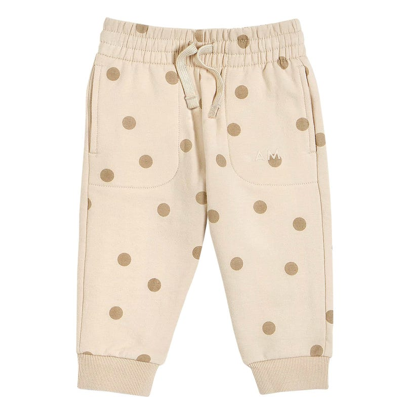 AM Polka Dots Pants 6-24m