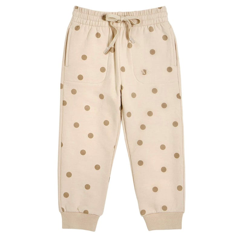 AM Polka Dots Pants 3-7y