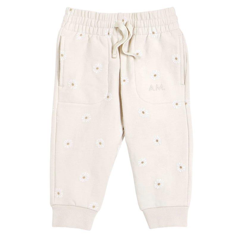 AM Daisies Pants 6-24m