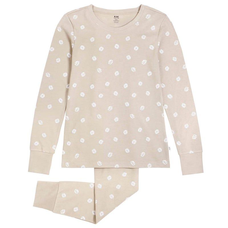 Pyjama Marguerites Adulte