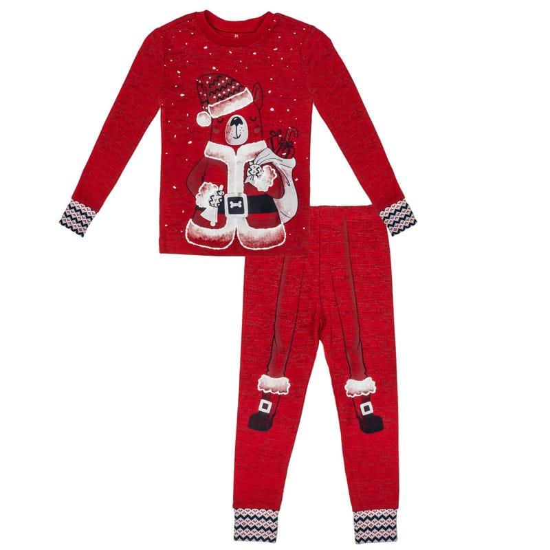 Bear Pajamas 2-7