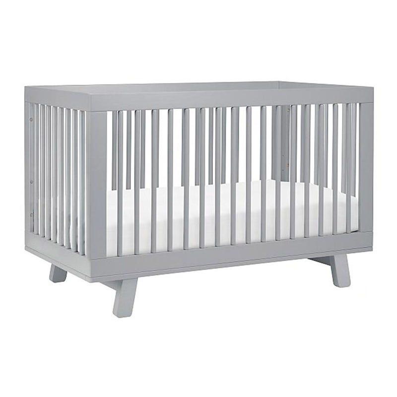 Hudson Crib - Gray