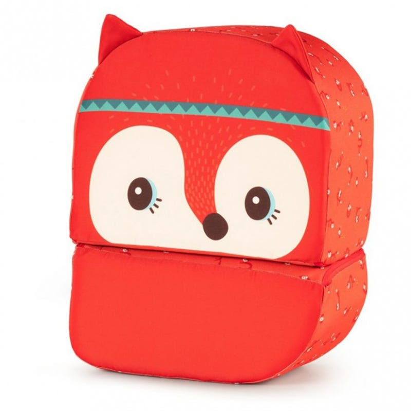 Modular Pouf - Alice the Fox