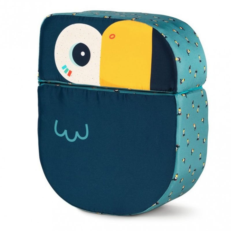 Modular Pouf - Pablo the Toucan