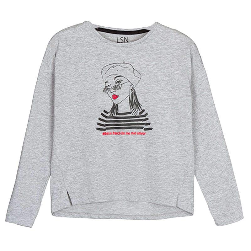 T-shirt Cool Girl 8-16ans