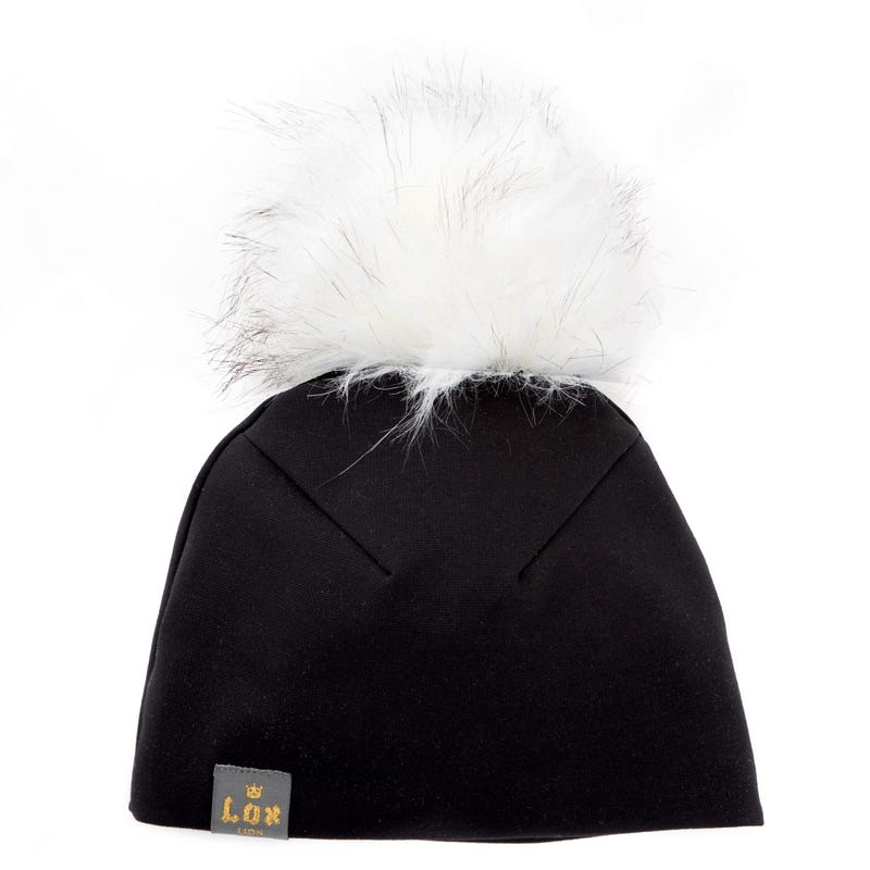 Origin Hat 0-12m - Black