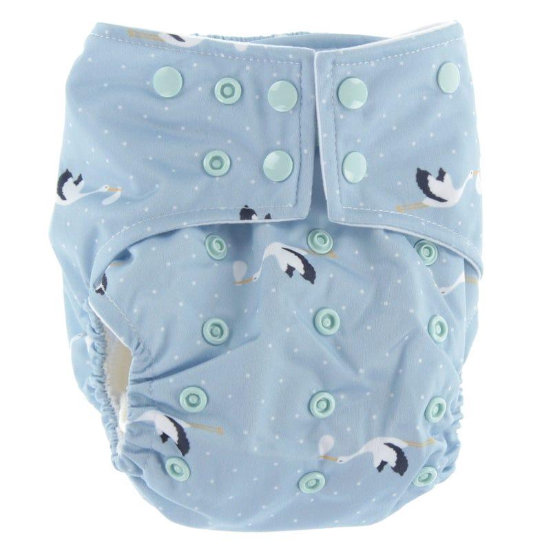 Cloth Diaper 10-35lb - Stork