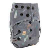 Cloth Diaper 10-35lb - House