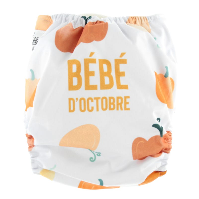 October Cloth Diaper 10-35lbs