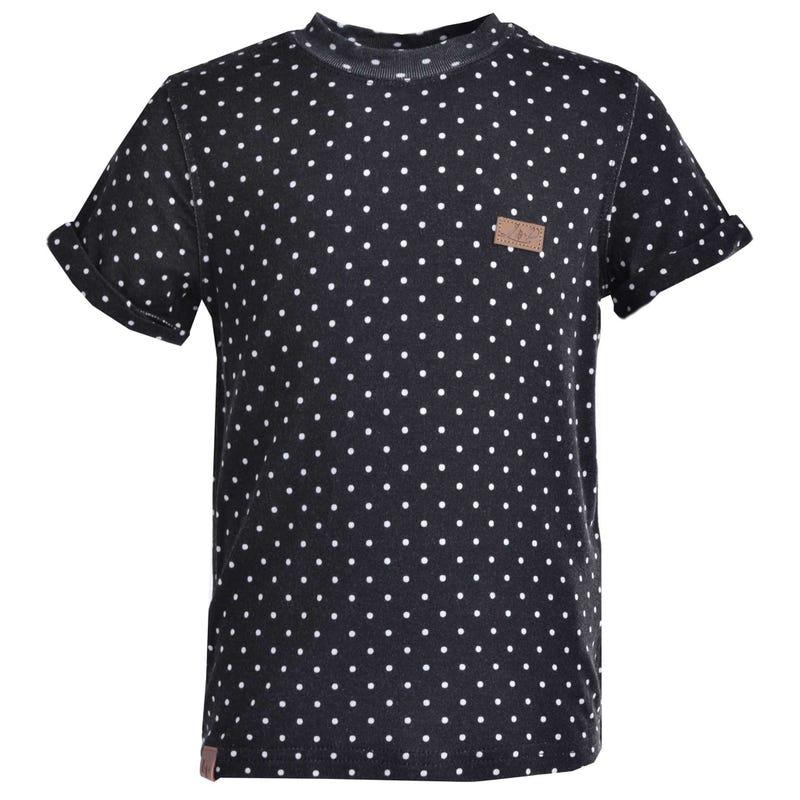 T-Shirt Polkadots 2-8ans