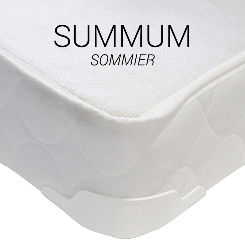 Twin Mattress Foundation - Summum