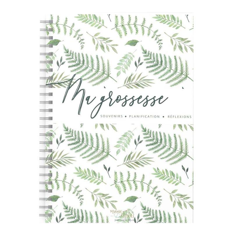 Mon Journal de Grossesse - Feuillage