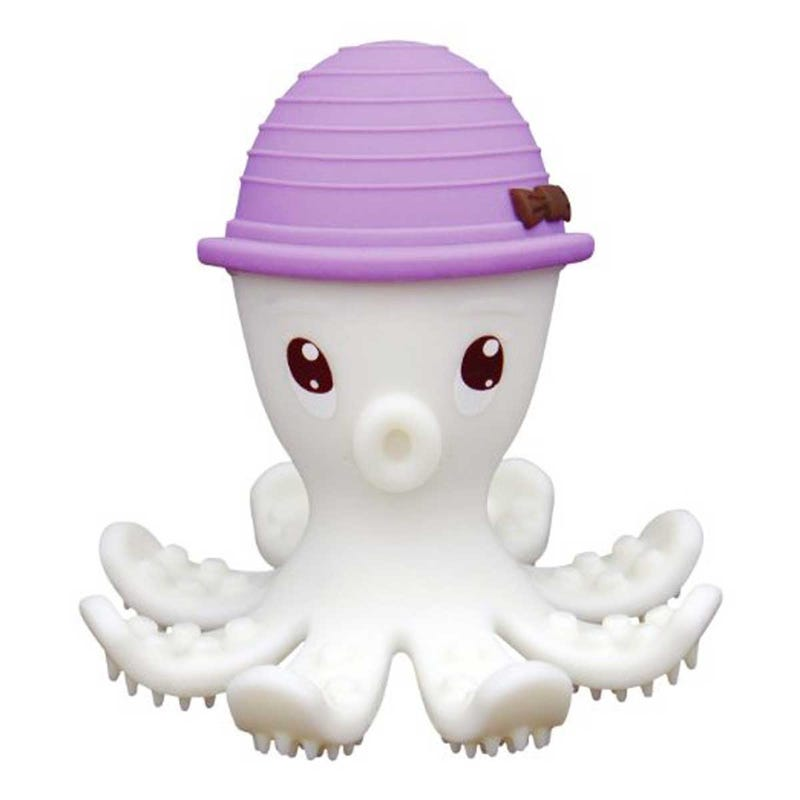 Octopus Teething Toy - Lilac