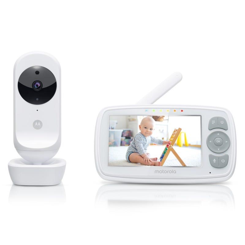 "Motorola EASE34 4.3"" Video Baby Monitor"