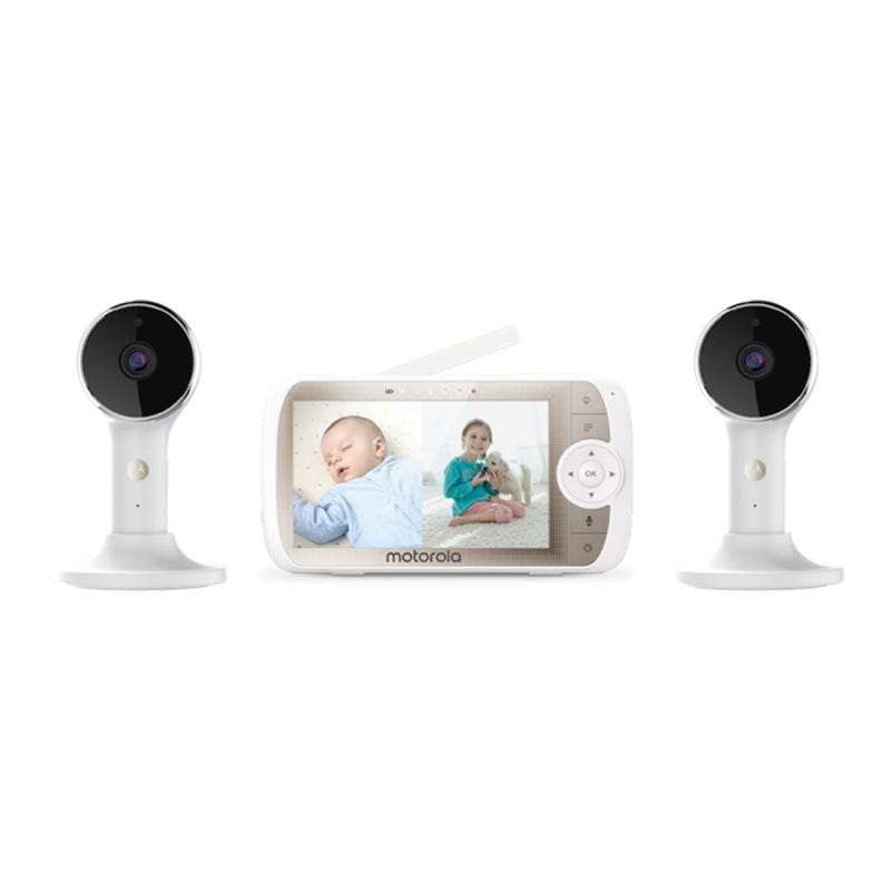 Motorola Monitor LUX65CONNECT with 2 Cameras