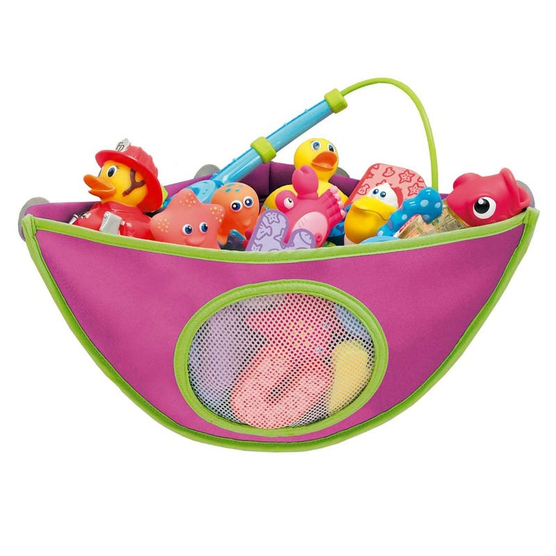High'n Dry Bath Organizer - Pink