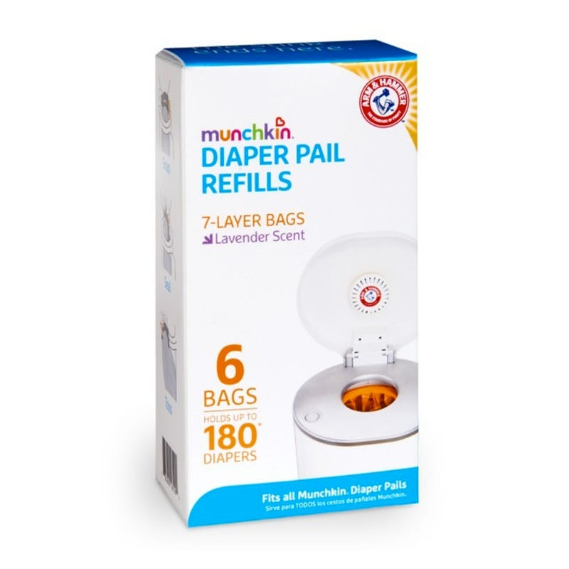 Arm and Hammer Diaper Pail Bag Refills