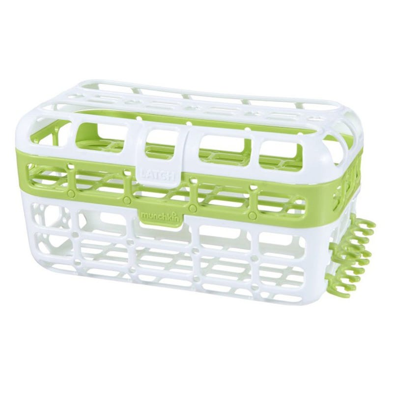 High Capacity Dishwasher Basket - Green