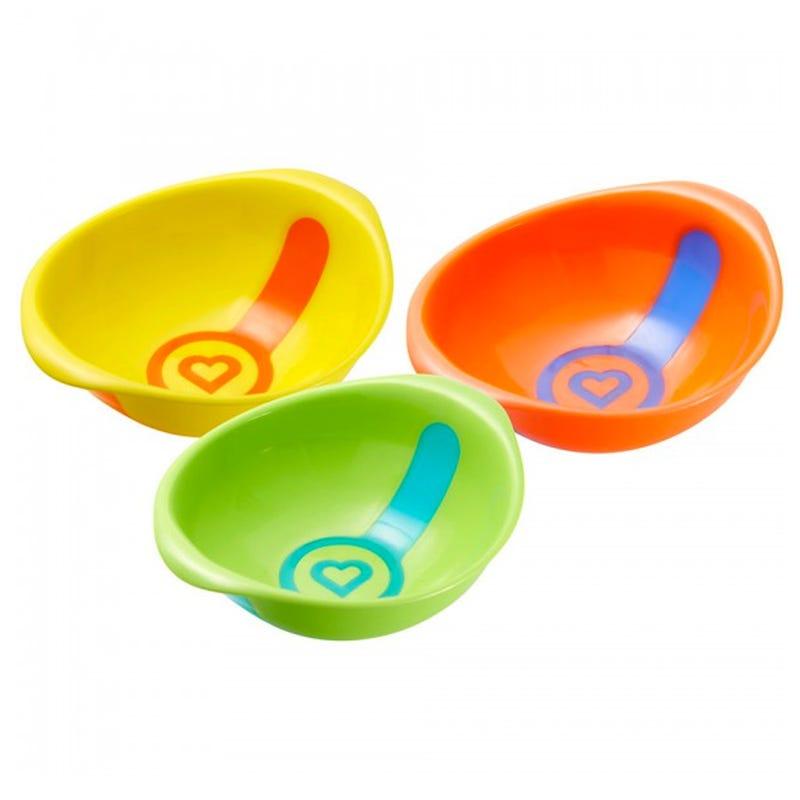 White Hot Bowls Set