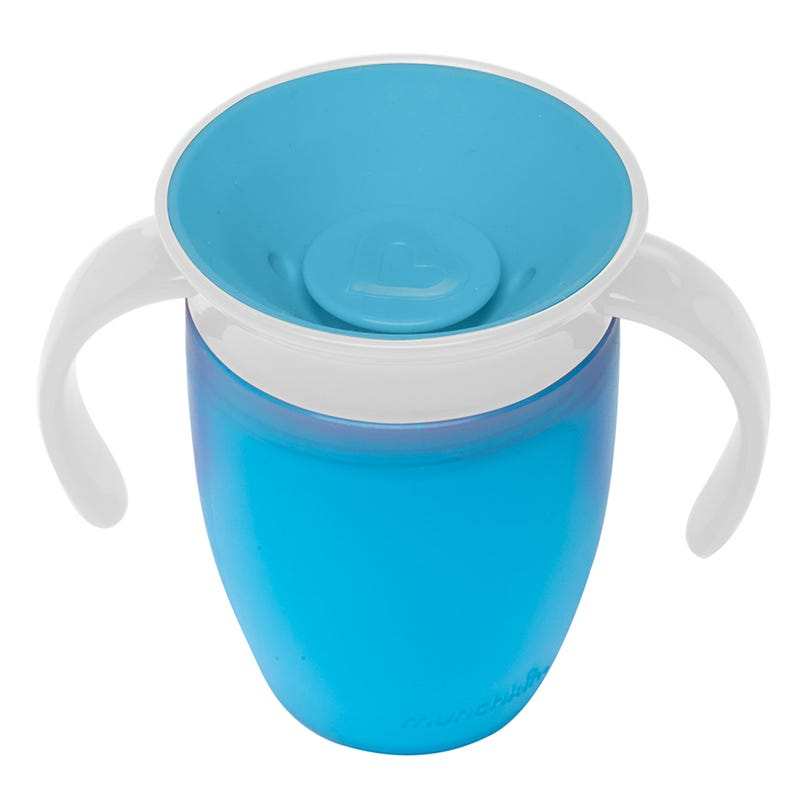 Miracle 360 Trainer Cup 7oz - Blue