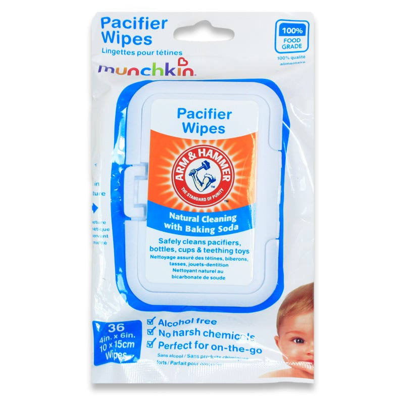 Arm and Hammer Pacifier Wipes
