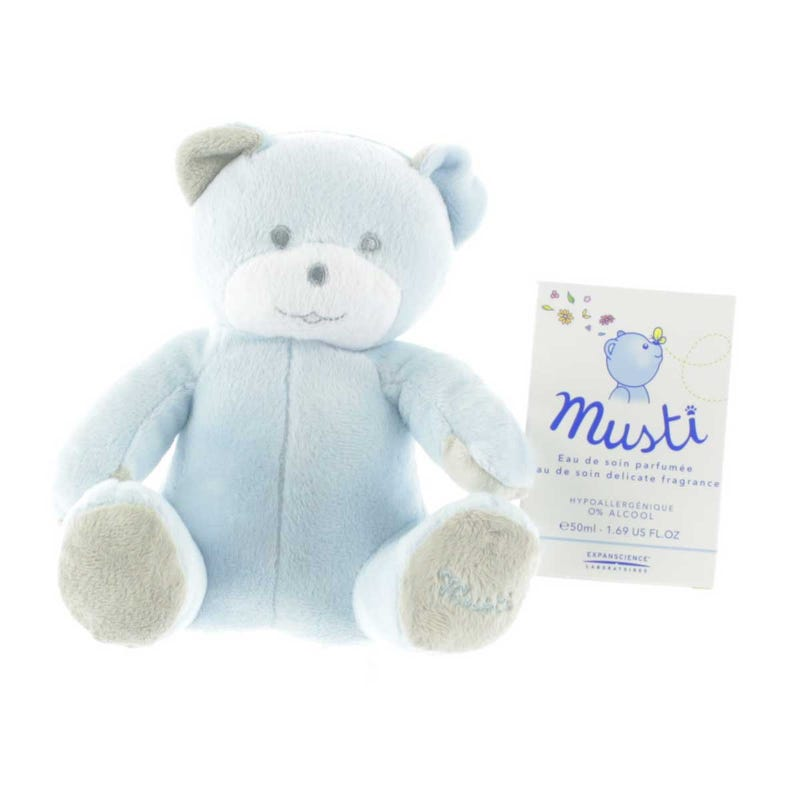 Musti Eau de Soin Spray Gift Set - Blue