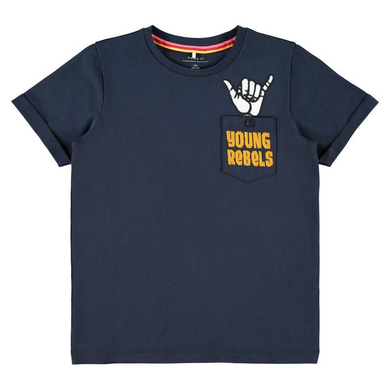 T-Shirt Shaka Surf 7-14ans