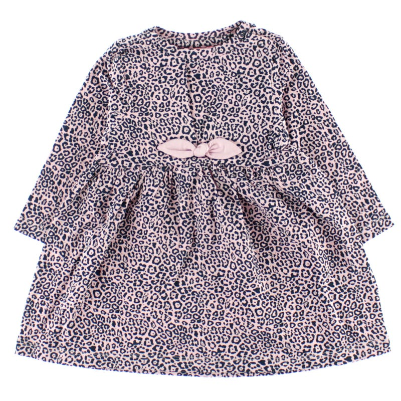 Cute Panda Bow Dress 9-18m