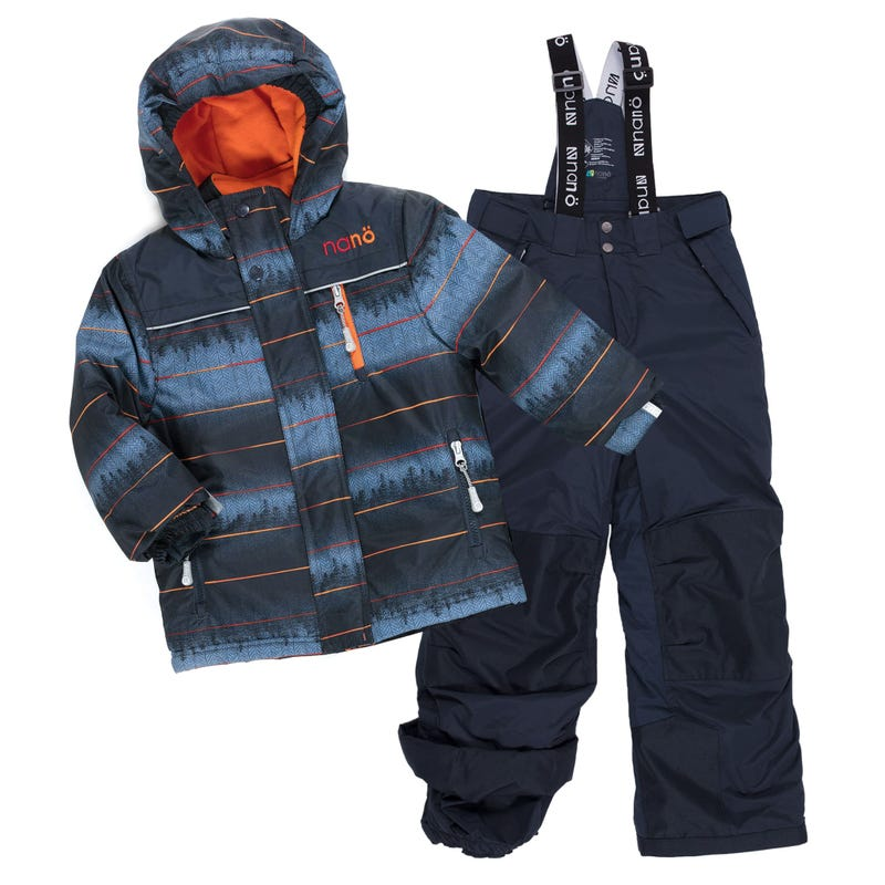 Boreal Snowsuit 7-12