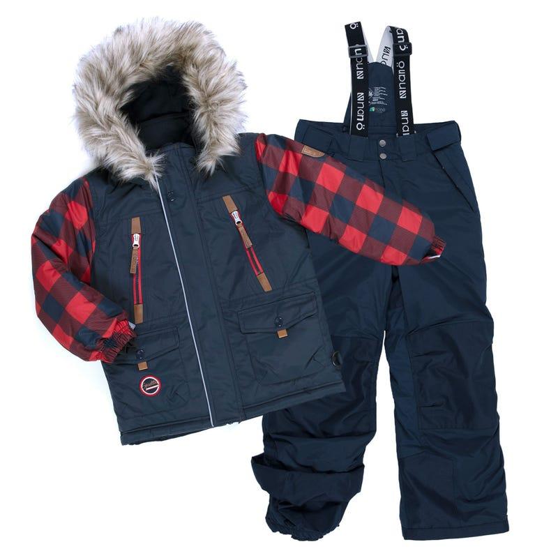 Buffalo Snowsuit 7-12