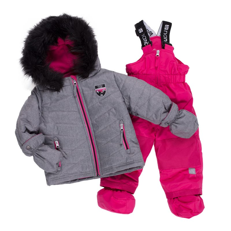 Norway Puffy 2pcssnowsuit12-24