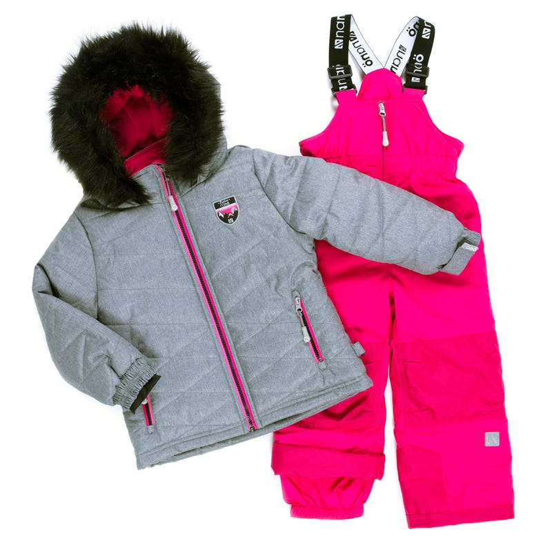 Norway Puffy Snowsuit 2-6x