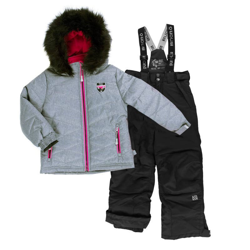Norway Puffy Snowsuit 7-12