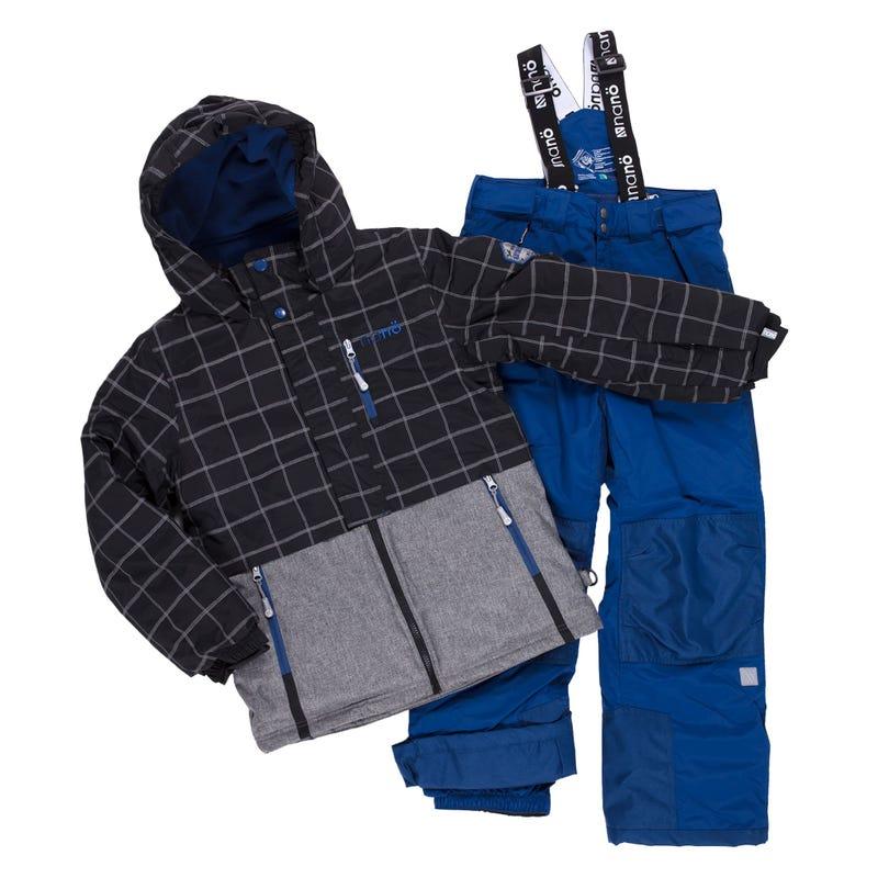 Igloo Snowsuit 7-12